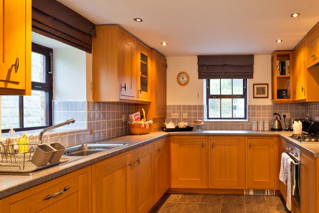Damson kitchen
